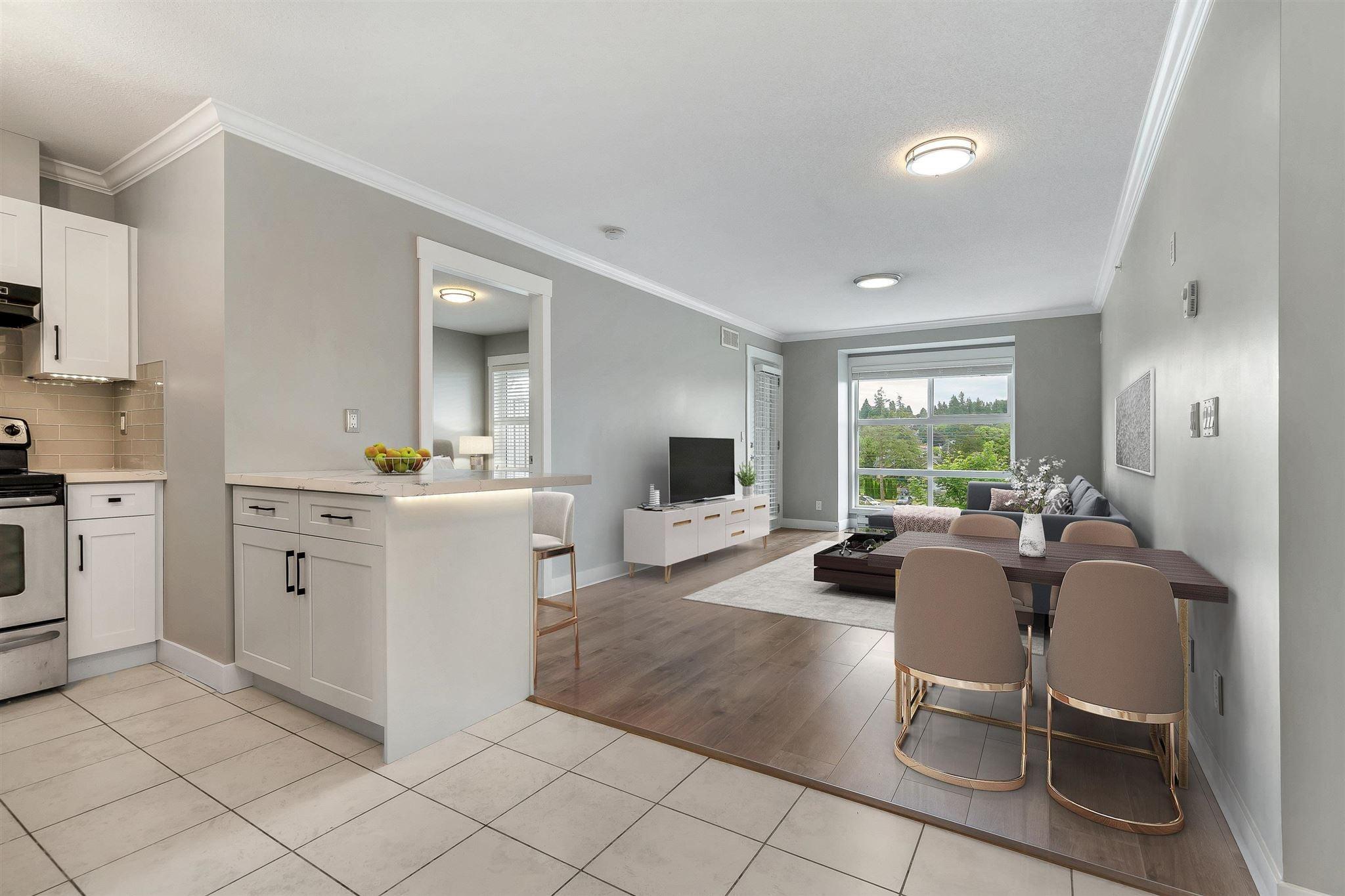 416 17769 57 AVENUE - Cloverdale BC Apartment/Condo for sale, 2 Bedrooms (R2601753)
