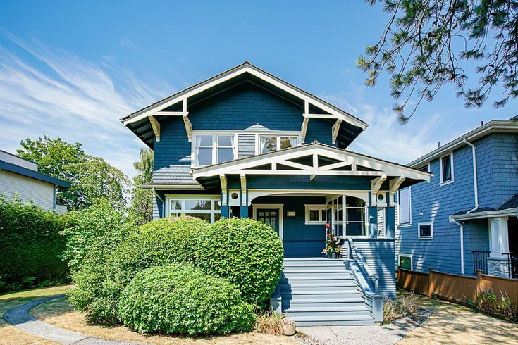 4243 W 12TH AVENUE - Point Grey House/Single Family for sale, 5 Bedrooms (R2601760)