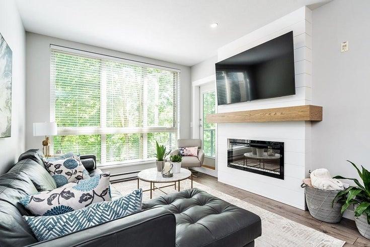 301 15988 26 AVENUE - Grandview Surrey Apartment/Condo for sale, 2 Bedrooms (R2601779)