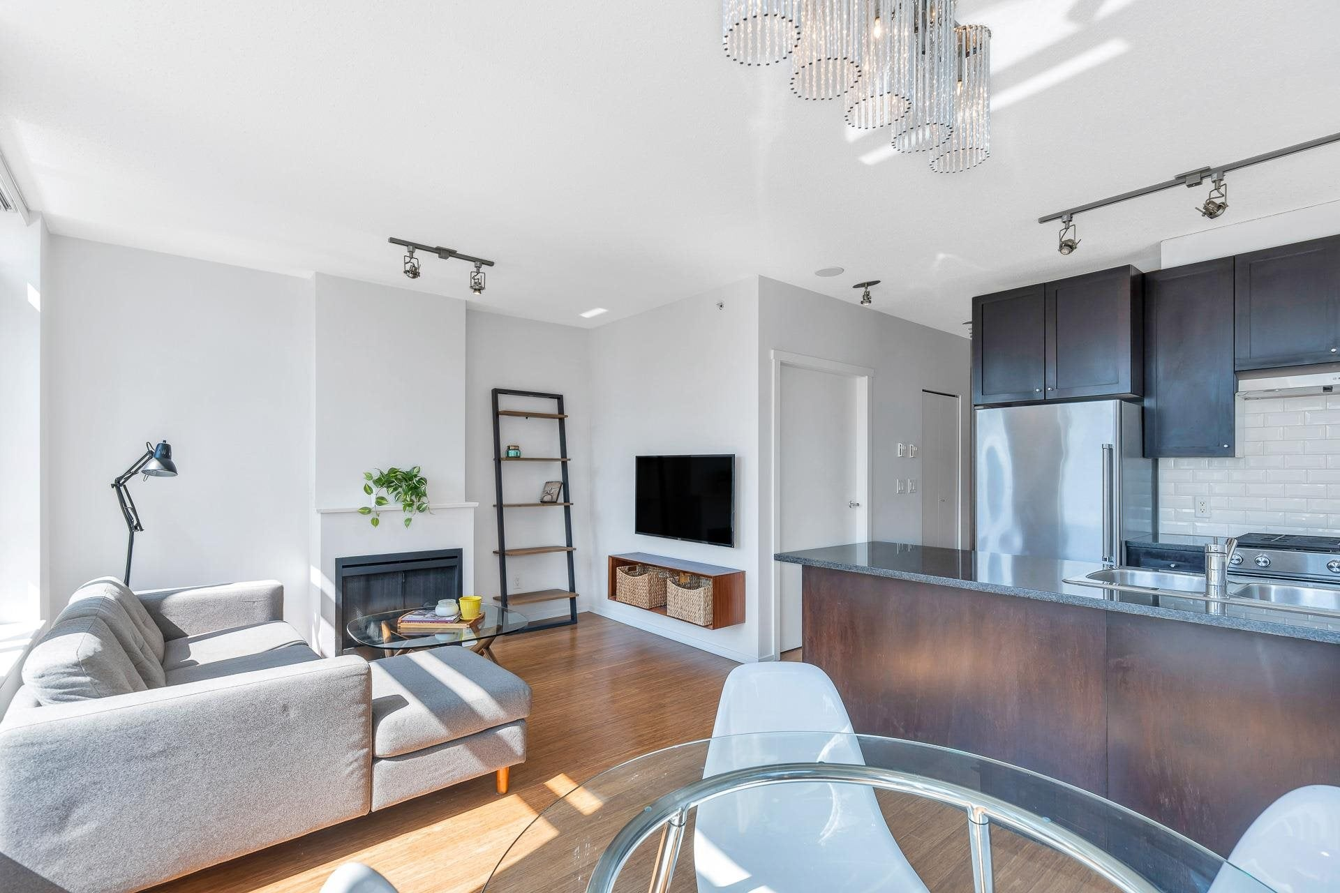 803 1001 HOMER STREET - Yaletown Apartment/Condo for sale, 2 Bedrooms (R2601799) - #1