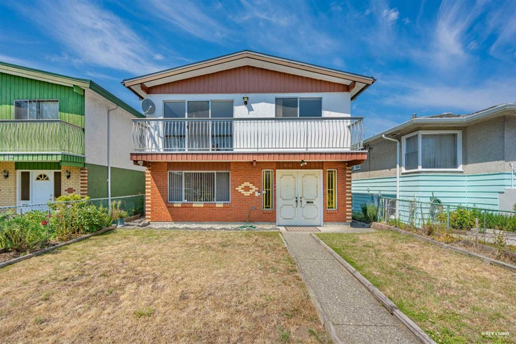 1043 E 58TH AVENUE - South Vancouver House/Single Family for sale, 5 Bedrooms (R2601800)