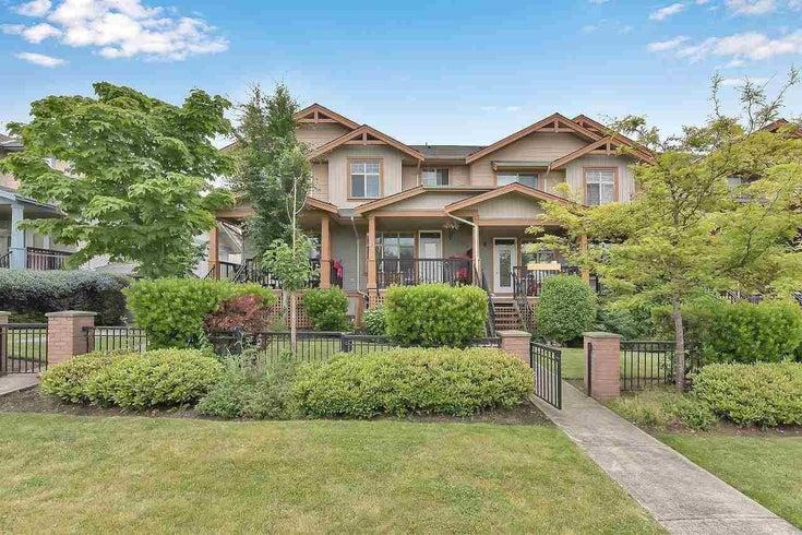41 12036 66 AVENUE - West Newton Townhouse for sale, 3 Bedrooms (R2601809)