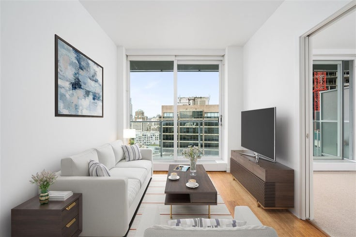 2202 777 RICHARDS STREET - Downtown VW Apartment/Condo for sale, 1 Bedroom (R2601854)