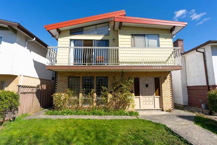 5794 LANARK STREET - Knight House/Single Family for sale, 5 Bedrooms (R2601855)