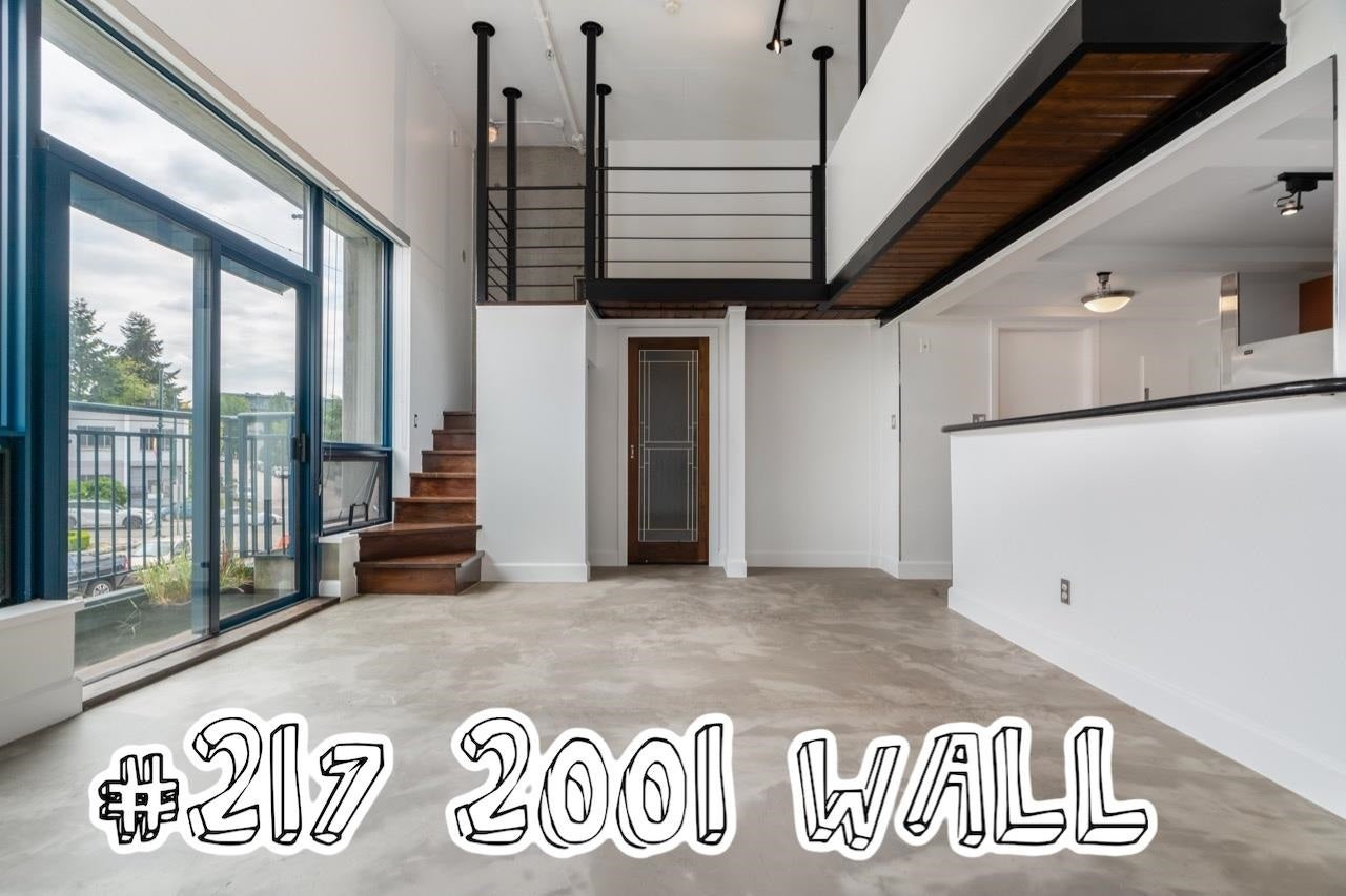 217 2001 WALL STREET - Hastings Apartment/Condo for sale, 1 Bedroom (R2601895)