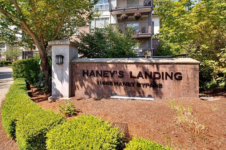 309 11665 HANEY BYPASS - West Central Apartment/Condo for sale, 3 Bedrooms (R2601928)