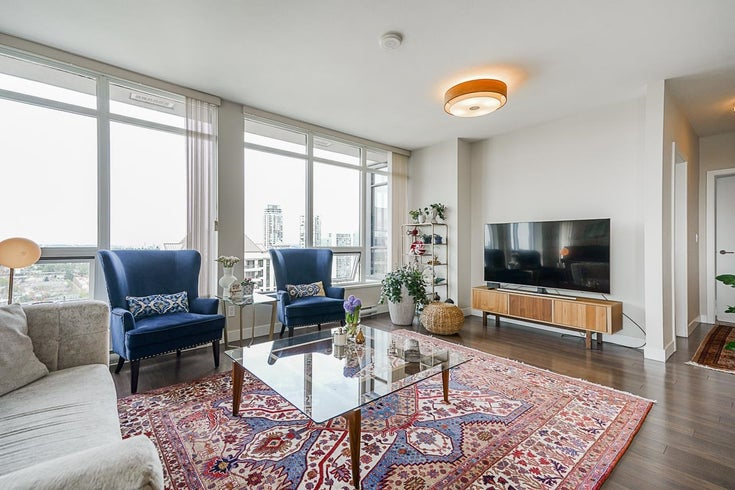 2904 2077 ROSSER AVENUE - Brentwood Park Apartment/Condo for sale, 2 Bedrooms (R2601958)