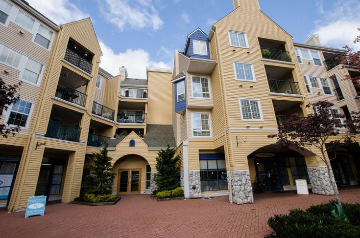 306 1363 56 STREET - Cliff Drive Apartment/Condo for sale, 1 Bedroom (R2602023)
