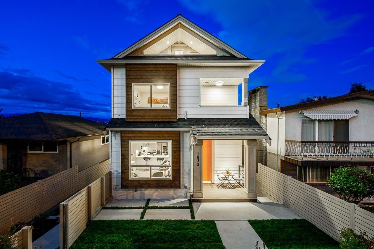 1932 RUPERT STREET - Renfrew VE 1/2 Duplex for sale, 4 Bedrooms (R2602045) - #1