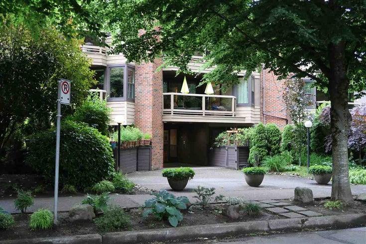 204 575 W 13TH AVENUE - Fairview VW Apartment/Condo for sale, 1 Bedroom (R2602047)
