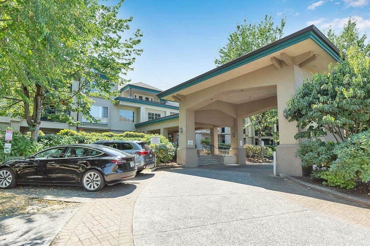 220 19528 FRASER HIGHWAY - Cloverdale BC Apartment/Condo for sale, 2 Bedrooms (R2602081)