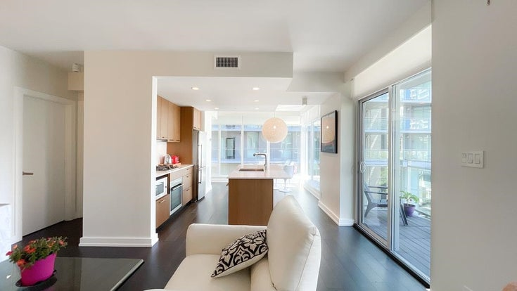 301 1372 SEYMOUR STREET - Downtown VW Apartment/Condo for sale, 1 Bedroom (R2602083)