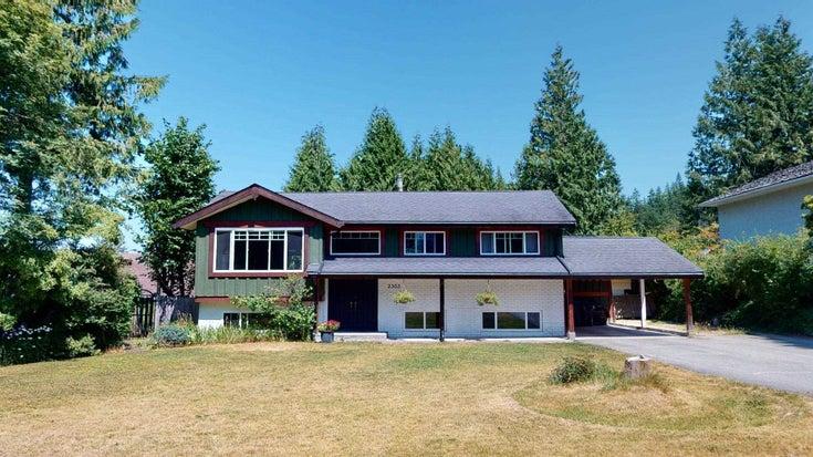 2363 THE BOULEVARD - Garibaldi Highlands House/Single Family for sale, 3 Bedrooms (R2602086)