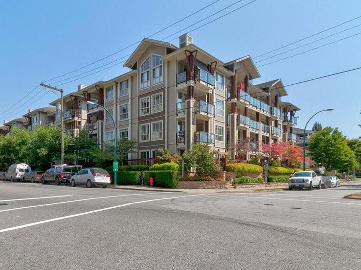 210 2484 WILSON AVENUE - Central Pt Coquitlam Apartment/Condo for sale, 1 Bedroom (R2602136)