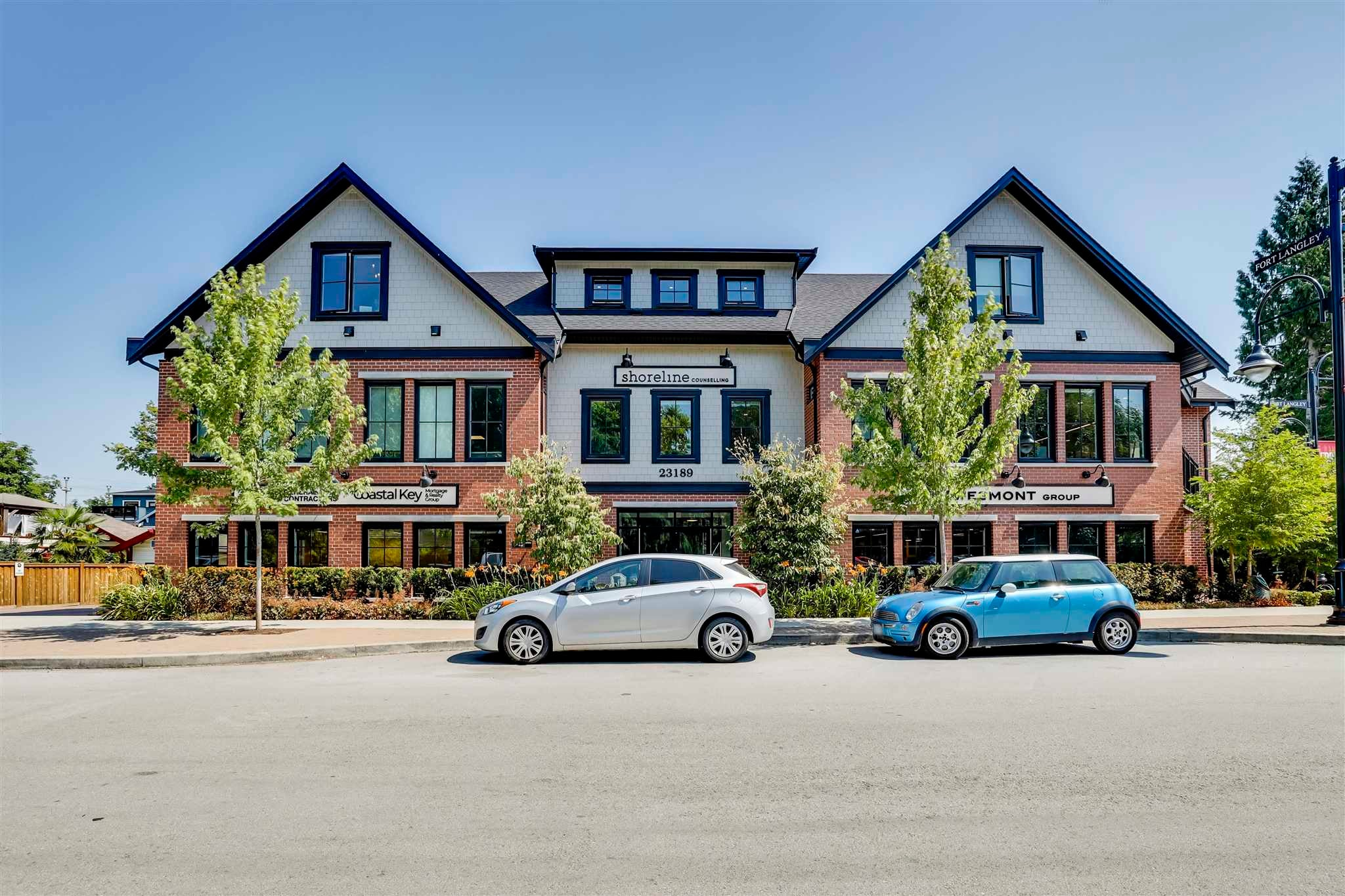 105 23189 FRANCIS AVENUE - Fort Langley Apartment/Condo for sale, 2 Bedrooms (R2602140) - #1
