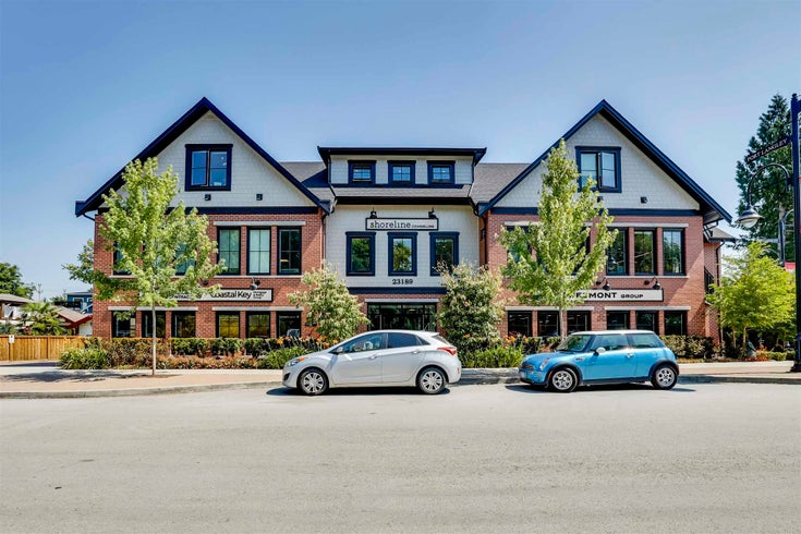 105 23189 FRANCIS AVENUE - Fort Langley Apartment/Condo for sale, 2 Bedrooms (R2602140)