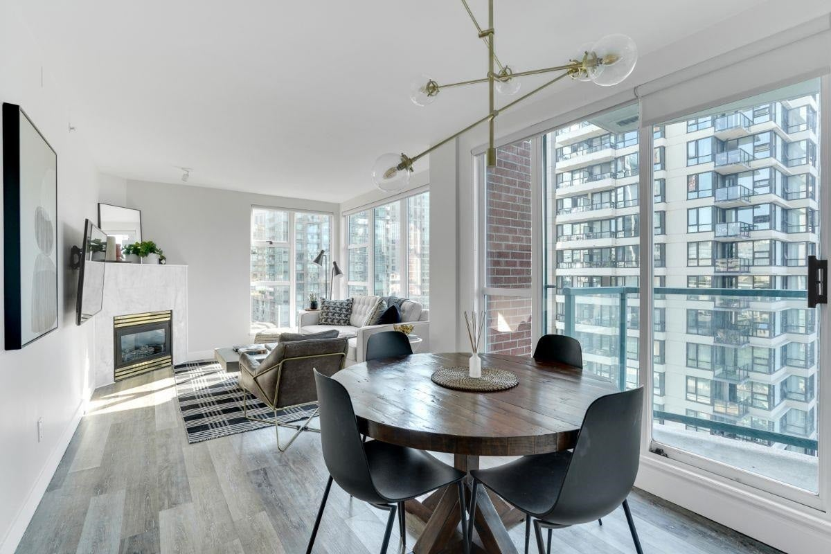 1204 939 HOMER STREET - Yaletown Apartment/Condo for sale, 2 Bedrooms (R2602157) - #1