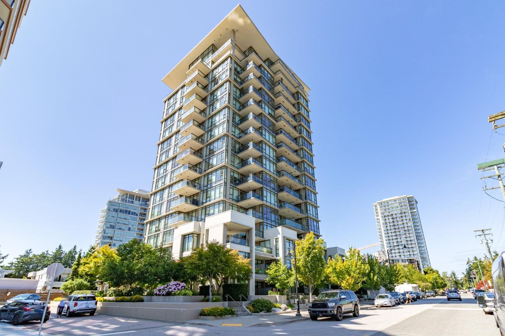 1706 1455 GEORGE STREET - White Rock Apartment/Condo for sale, 2 Bedrooms (R2602167) - #1