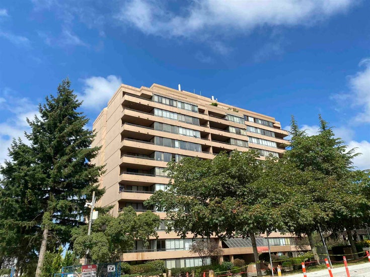 808 460 WESTVIEW STREET - Coquitlam West Apartment/Condo for sale, 2 Bedrooms (R2602183)
