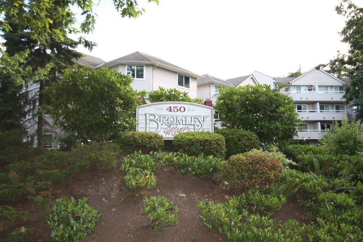318 450 BROMLEY STREET - Coquitlam East Apartment/Condo for sale, 1 Bedroom (R2602195)