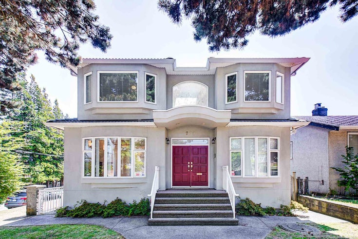 700 W 62ND AVENUE - Marpole House/Single Family for sale, 5 Bedrooms (R2602224)