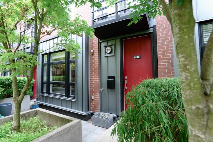 2779 GUELPH STREET - Mount Pleasant VE Townhouse for sale, 2 Bedrooms (R2602227)