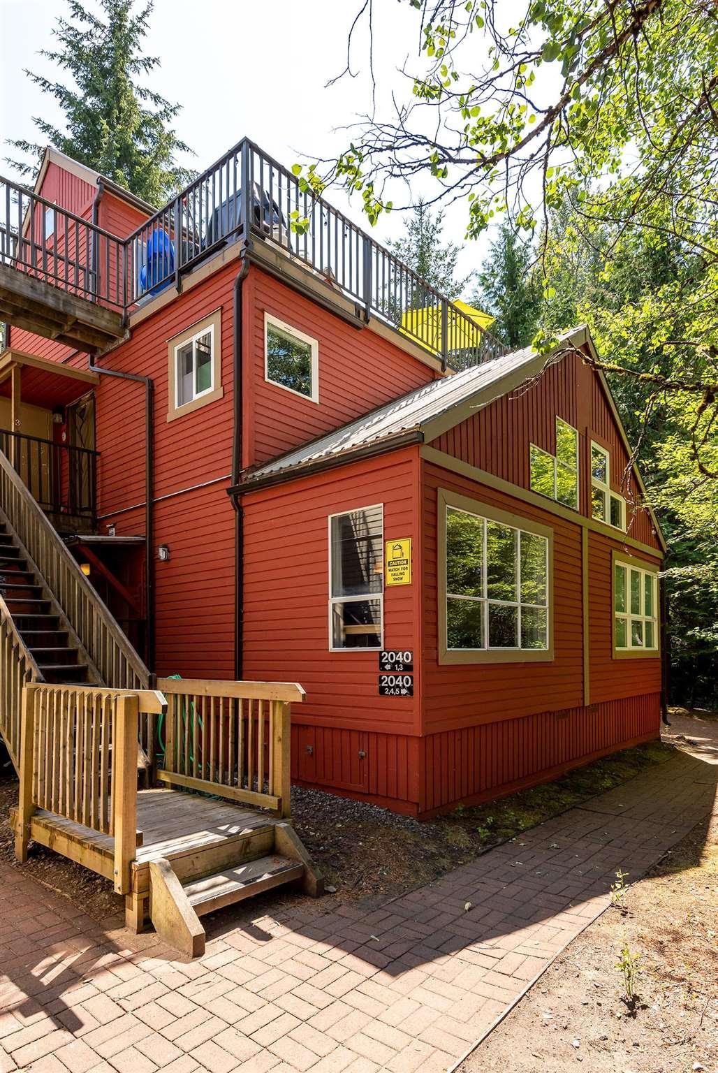 1 2040 INNSBRUCK DRIVE - Whistler Creek Apartment/Condo for sale, 1 Bedroom (R2602230)