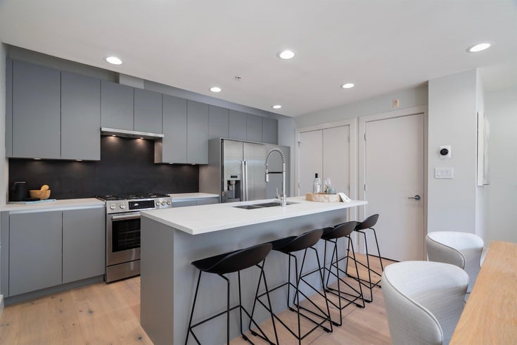1432 ARBUTUS STREET - Kitsilano Townhouse for sale, 3 Bedrooms (R2602268)