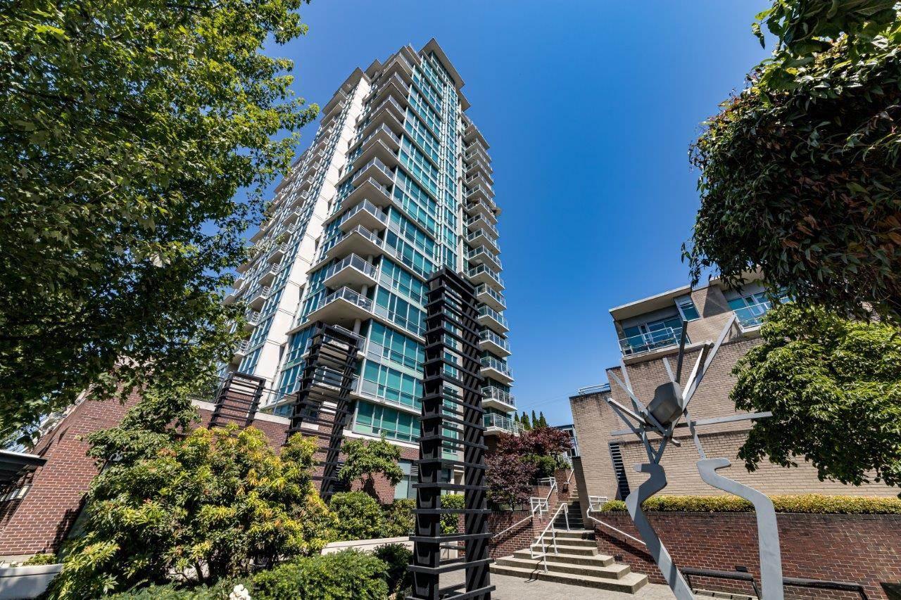 1107 138 E ESPLANADE - Lower Lonsdale Apartment/Condo for sale, 2 Bedrooms (R2602280) - #1