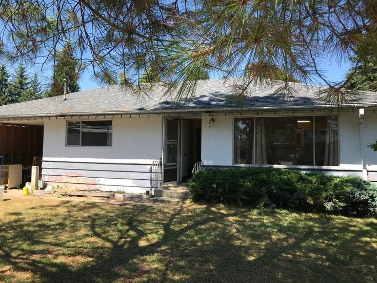 21515 CAMPBELL AVENUE - West Central House/Single Family for sale, 2 Bedrooms (R2602291)