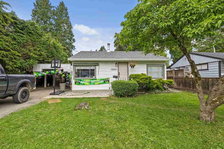 21555 121 AVENUE - West Central House/Single Family for sale, 2 Bedrooms (R2602295)