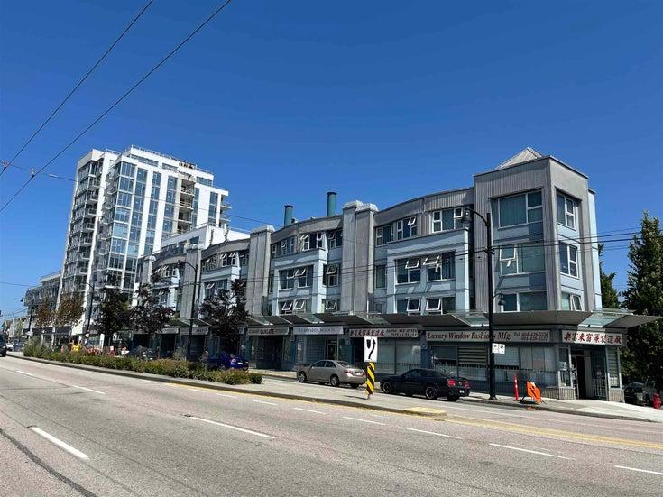 311 4893 CLARENDON STREET - Collingwood VE Apartment/Condo for sale, 1 Bedroom (R2602315)