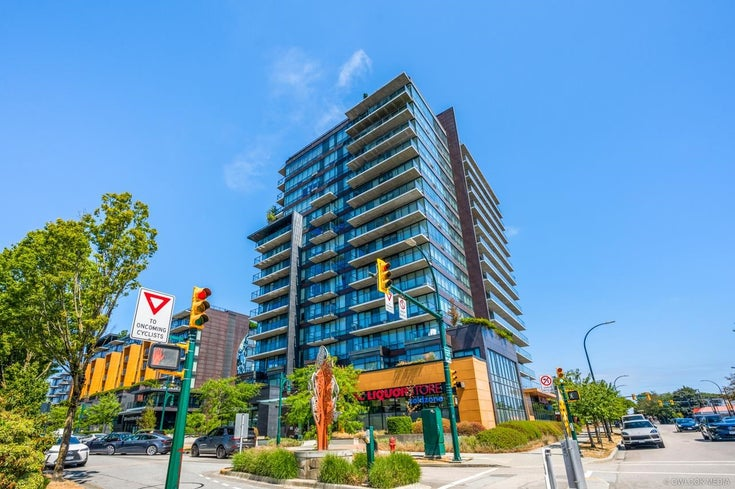 1007 8588 CORNISH STREET - S.W. Marine Apartment/Condo for sale, 3 Bedrooms (R2602336)