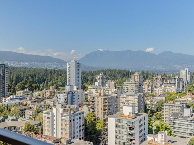 2307 1850 COMOX STREET - West End VW Apartment/Condo for sale, 1 Bedroom (R2602345)