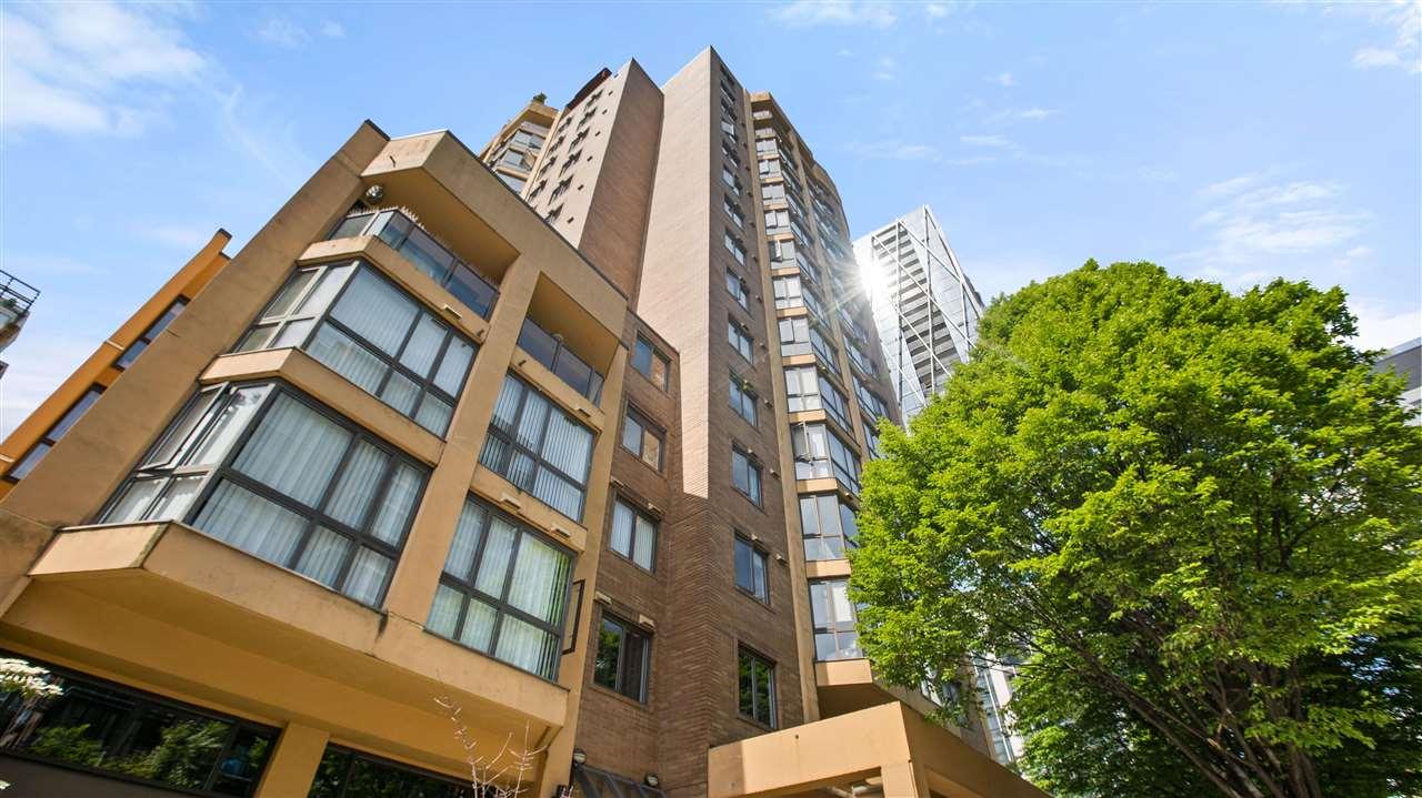 902 488 HELMCKEN STREET - Yaletown Apartment/Condo for sale, 2 Bedrooms (R2602348) - #1