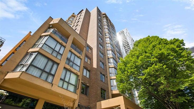 902 488 HELMCKEN STREET - Yaletown Apartment/Condo for sale, 2 Bedrooms (R2602348)