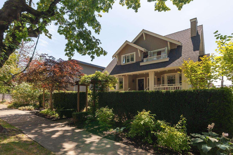 2418 W 8TH AVENUE - Kitsilano Townhouse for sale, 2 Bedrooms (R2602350)