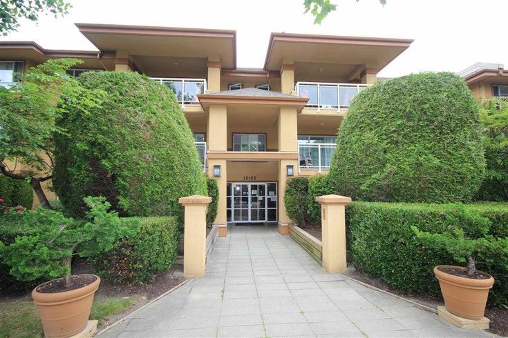 313 15185 22 AVENUE - Sunnyside Park Surrey Apartment/Condo for sale, 2 Bedrooms (R2602369)