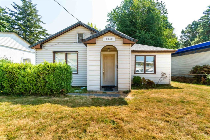 8840 EDWARD STREET - Chilliwack W Young-Well House/Single Family for sale, 2 Bedrooms (R2602413)
