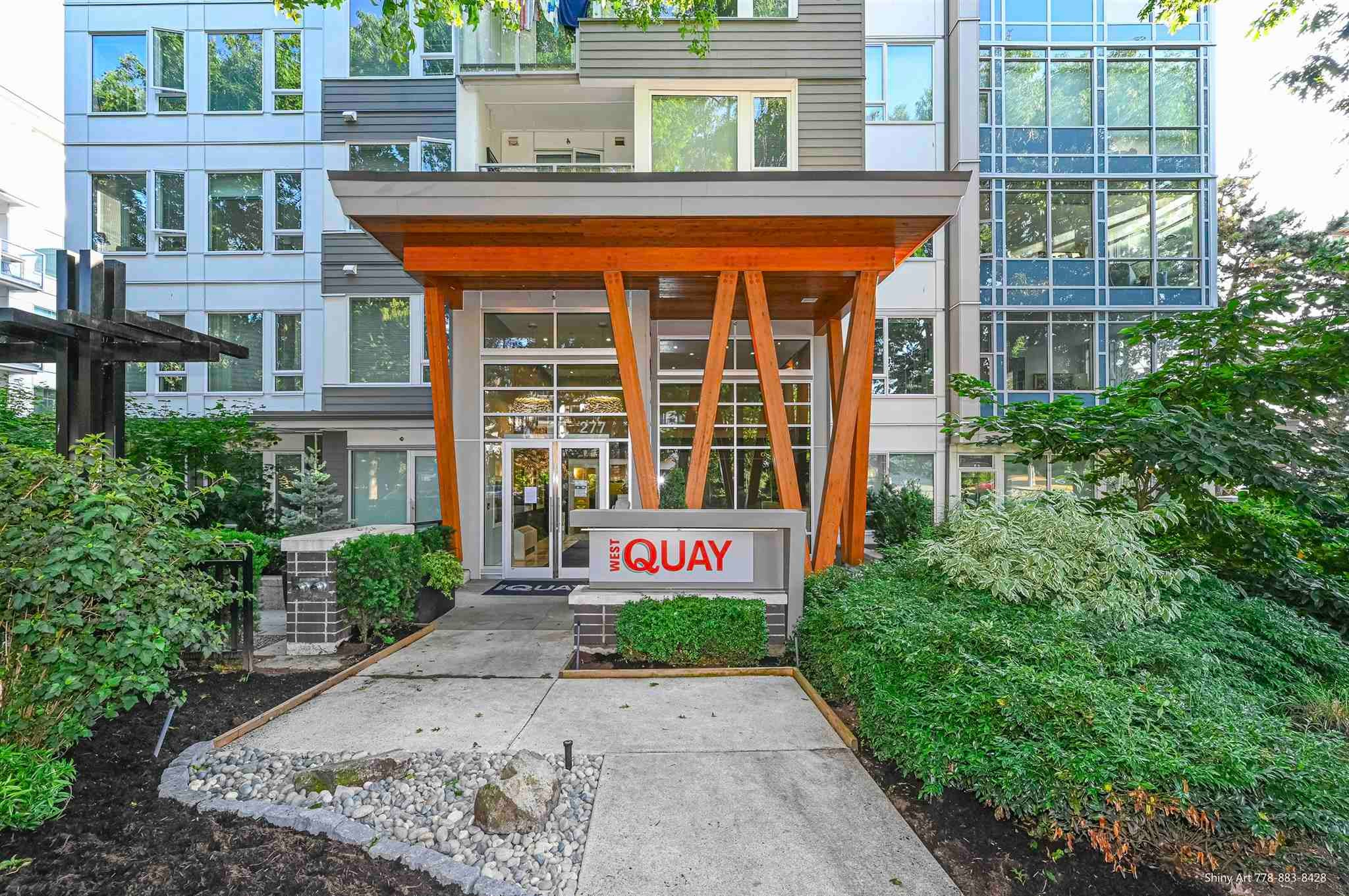 201 277 W 1ST STREET - Lower Lonsdale Apartment/Condo for sale, 1 Bedroom (R2602466)