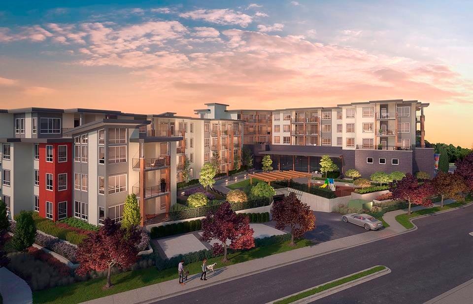 420 23222 GILLEY ROAD - Hamilton RI Apartment/Condo for sale, 2 Bedrooms (R2602469)