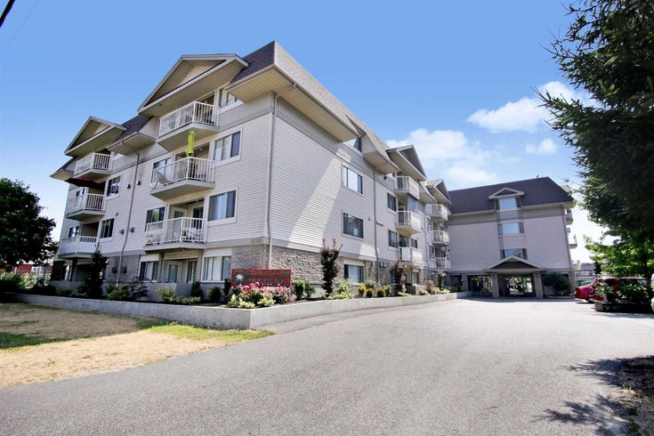 311 9186 EDWARD STREET - Chilliwack W Young-Well Apartment/Condo for sale, 1 Bedroom (R2602486)