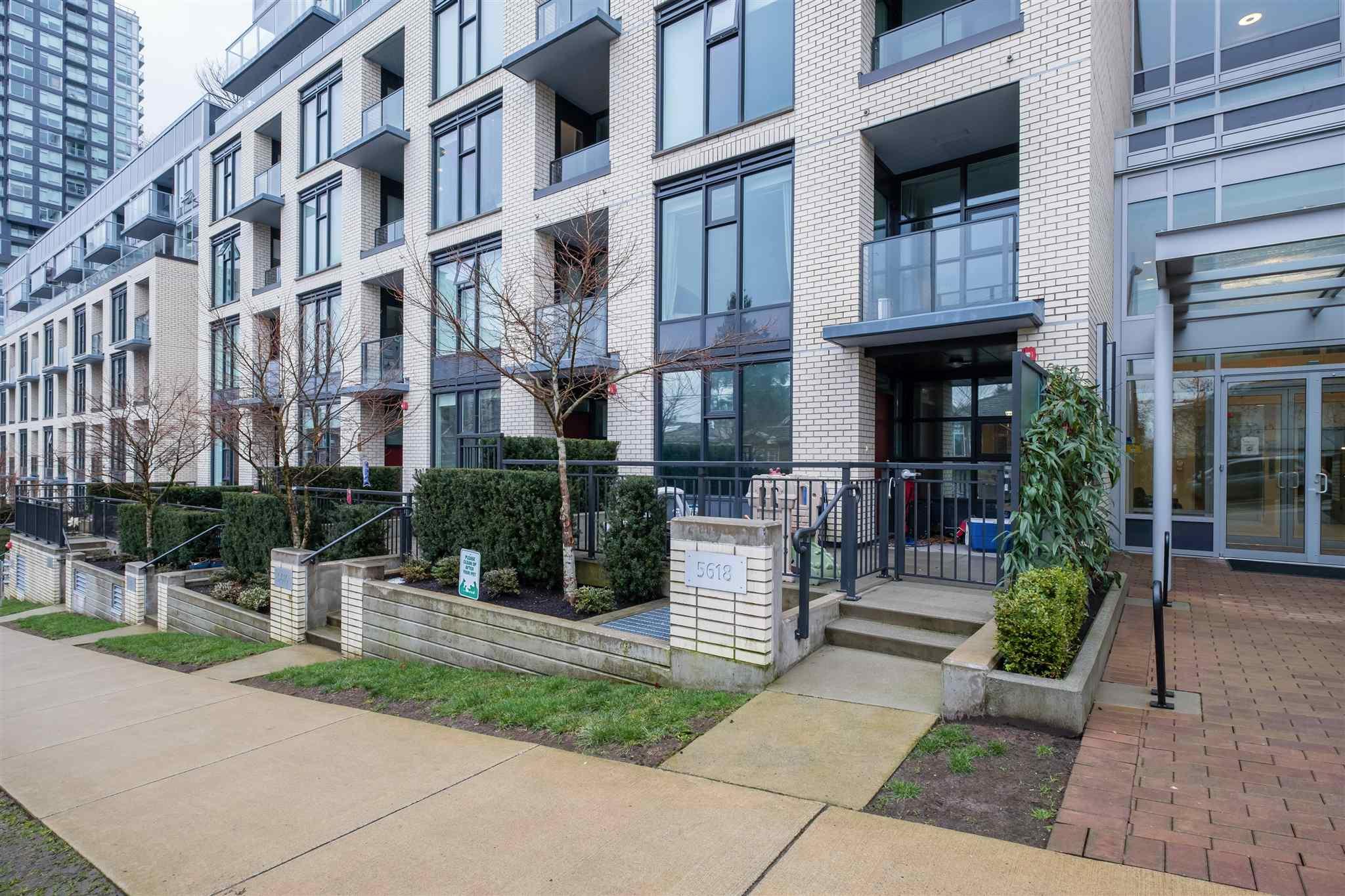 5618 ORMIDALE STREET - Collingwood VE Townhouse for sale, 3 Bedrooms (R2602561) - #1