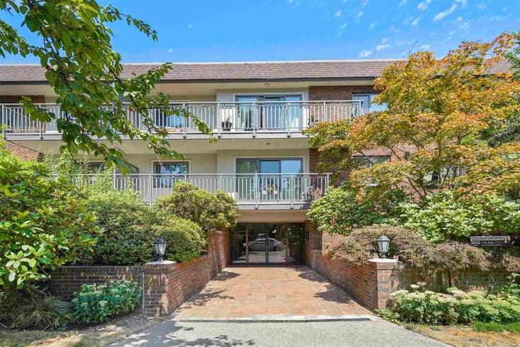 202 2121 W. 6TH AVENUE - Kitsilano Apartment/Condo for sale(R2602616)