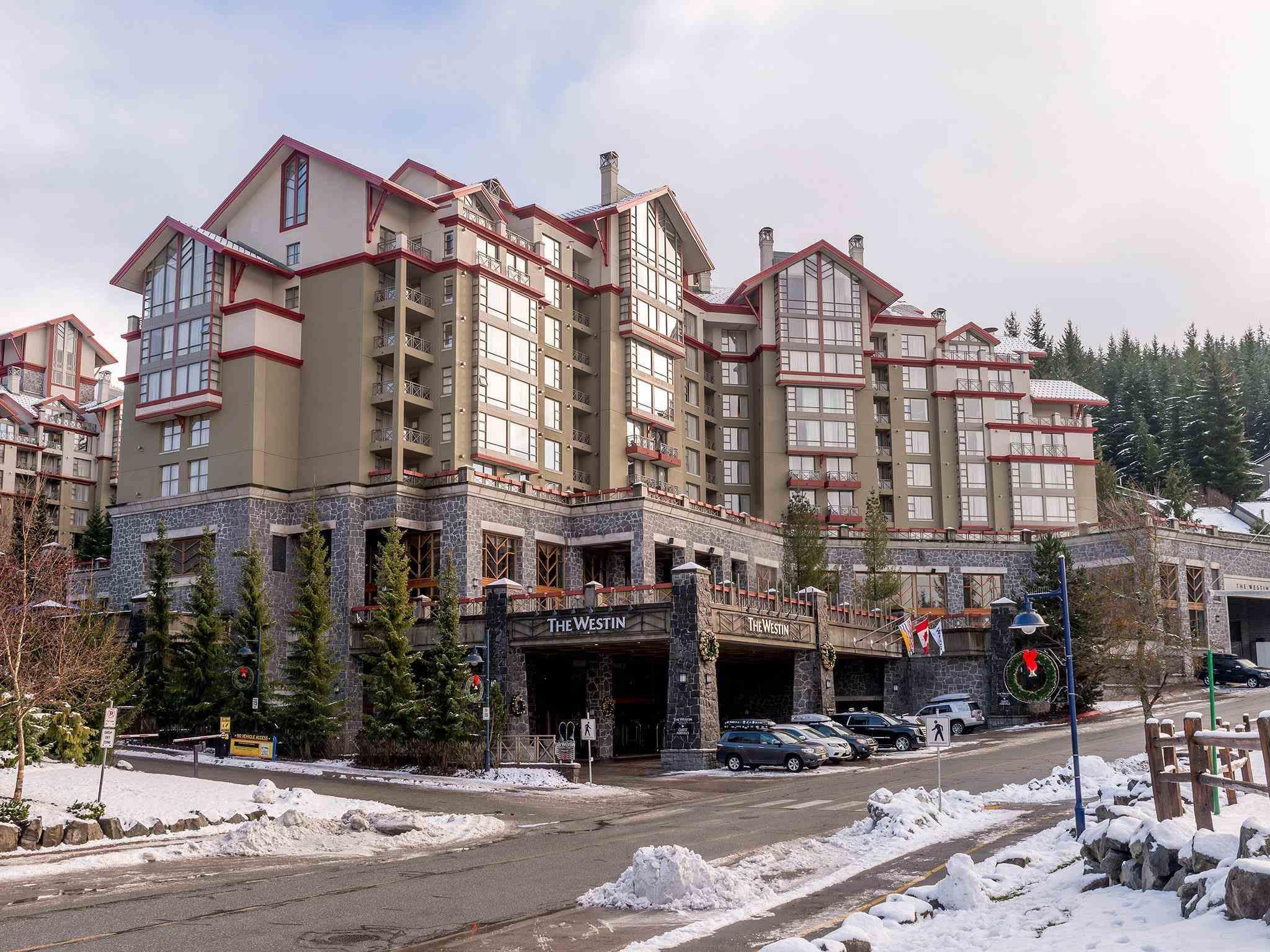 803 4090 WHISTLER WAY - Whistler Village Apartment/Condo for sale(R2602676)