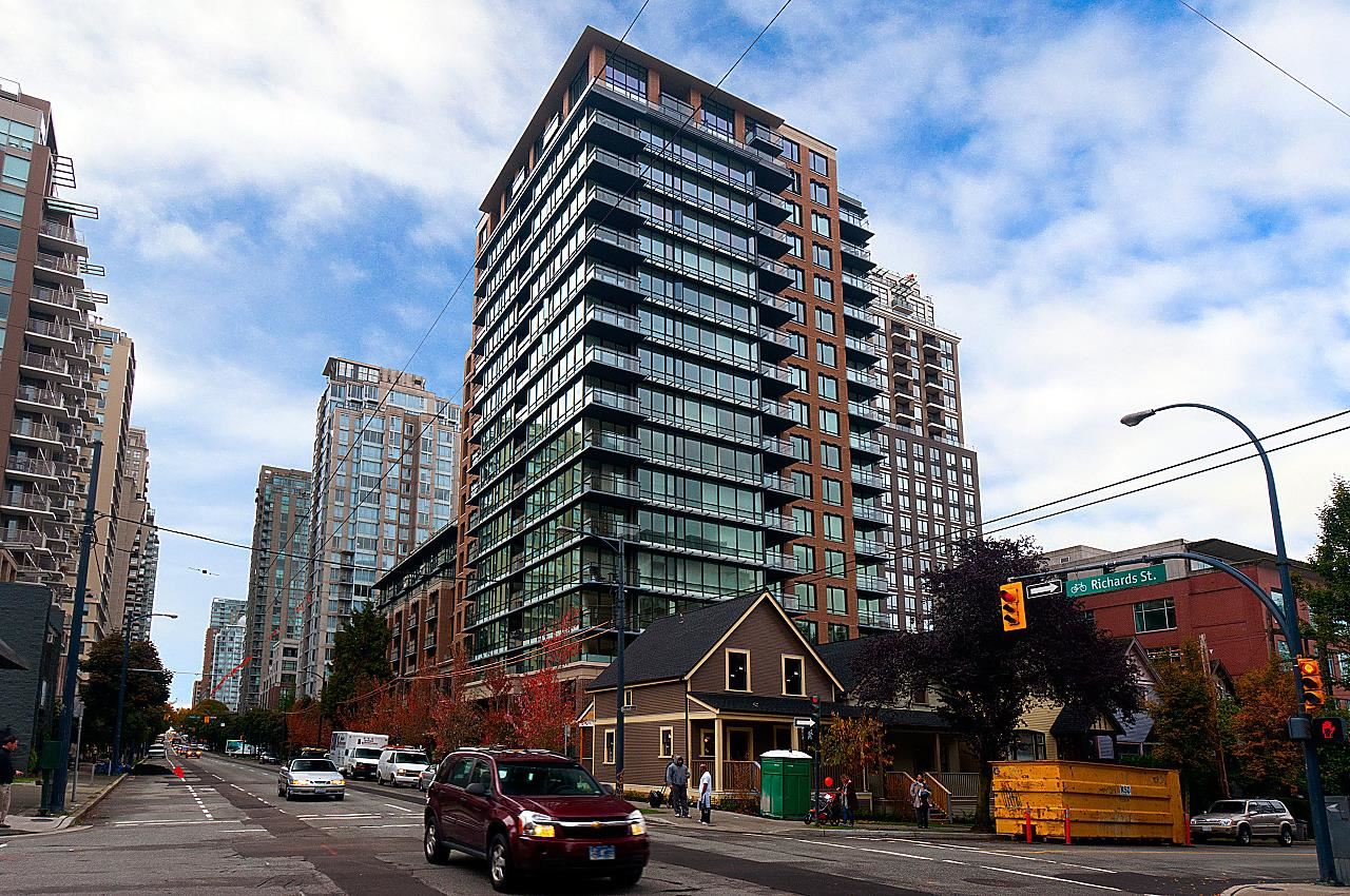 104 1088 RICHARDS STREET - Yaletown Apartment/Condo for sale(R2602690) - #1