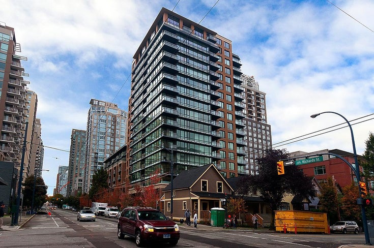 104 1088 RICHARDS STREET - Yaletown Apartment/Condo for sale(R2602690)
