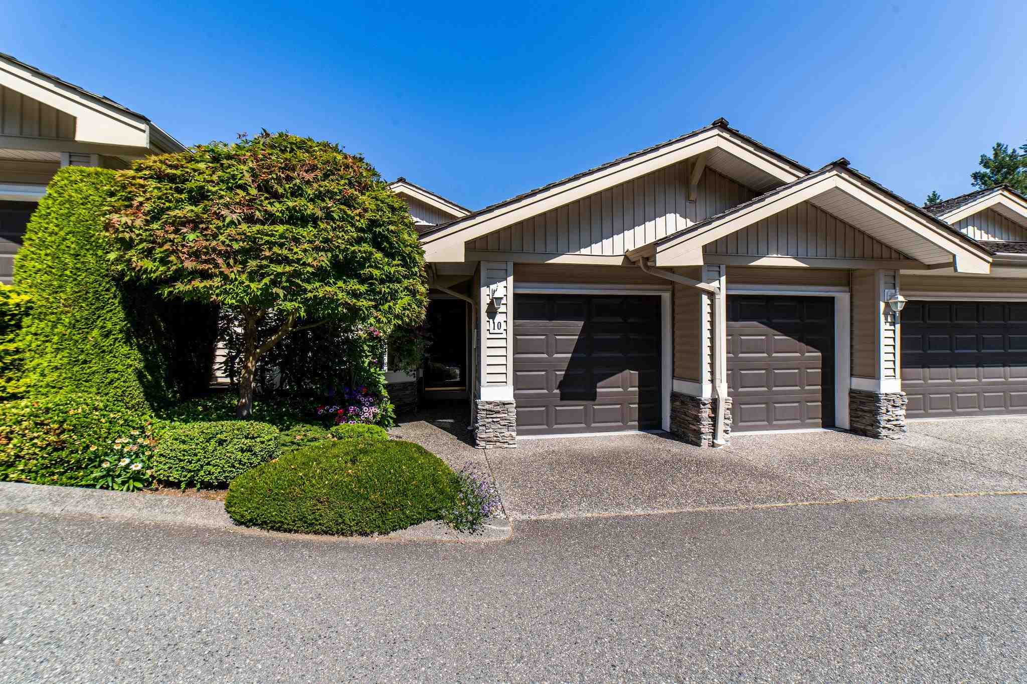 10 35537 EAGLE MOUNTAIN DRIVE - Abbotsford East Townhouse for sale, 3 Bedrooms (R2602697) - #1