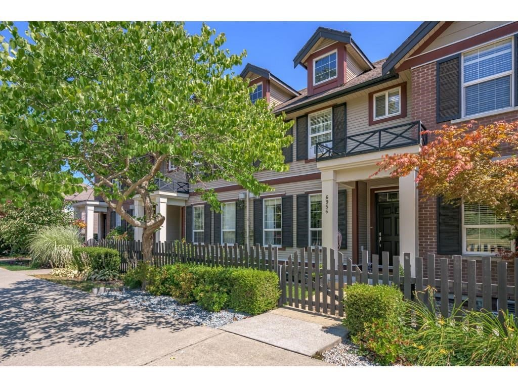 6956 208 STREET - Willoughby Heights Row House (Non-Strata) for sale, 4 Bedrooms (R2602745) - #1