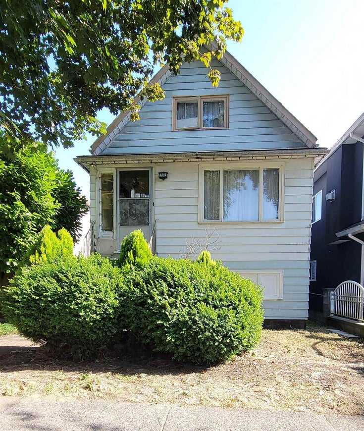 452 E 45TH AVENUE - South Vancouver House/Single Family for sale, 3 Bedrooms (R2602753)